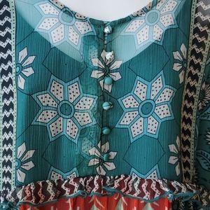 Sundance Dresses - Sundance Silk Samara Boho Dress